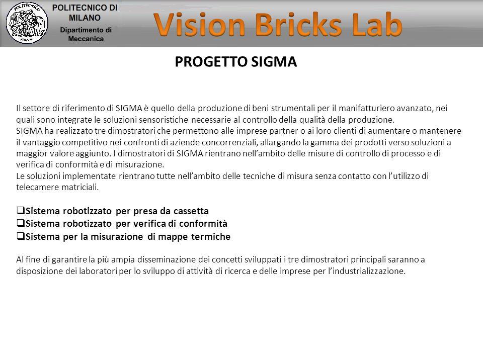 Vision Bricks Lab PROGETTO SIGMA