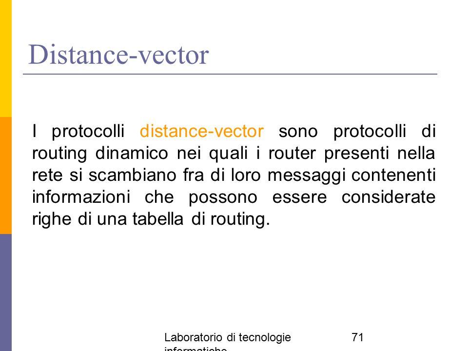 Distance-vector