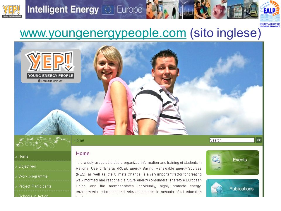 www.youngenergypeople.com (sito inglese)