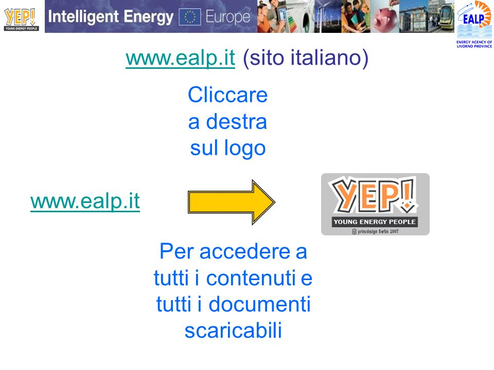 www.ealp.it (sito italiano)