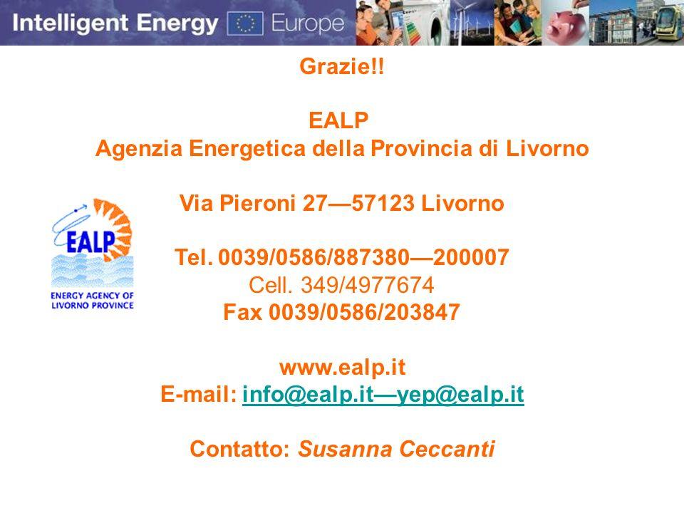 Agenzia Energetica della Provincia di Livorno