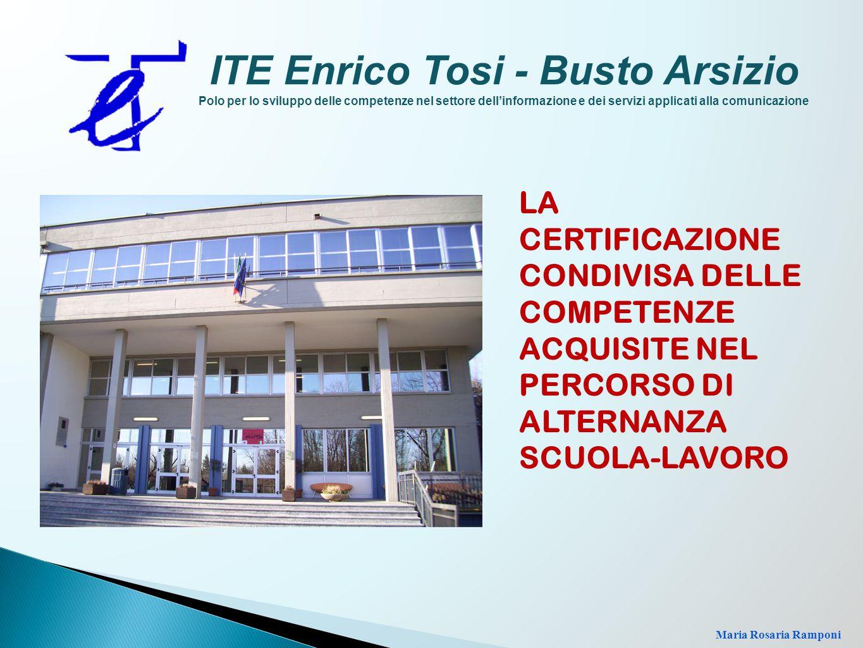 ITE Enrico Tosi - Busto Arsizio