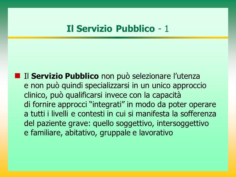 Il Servizio Pubblico - 1