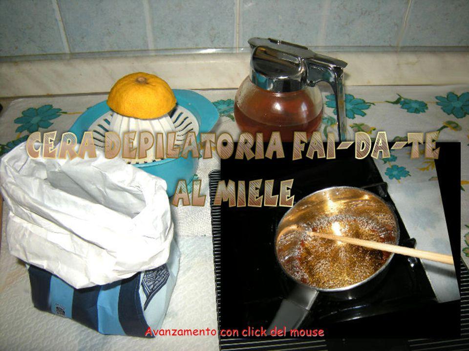 Ceretta araba fai da te: riciclo del miele scaduto