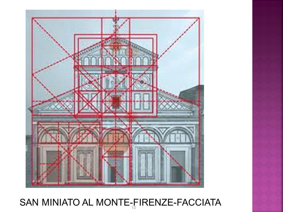 SAN MINIATO AL MONTE-FIRENZE-FACCIATA