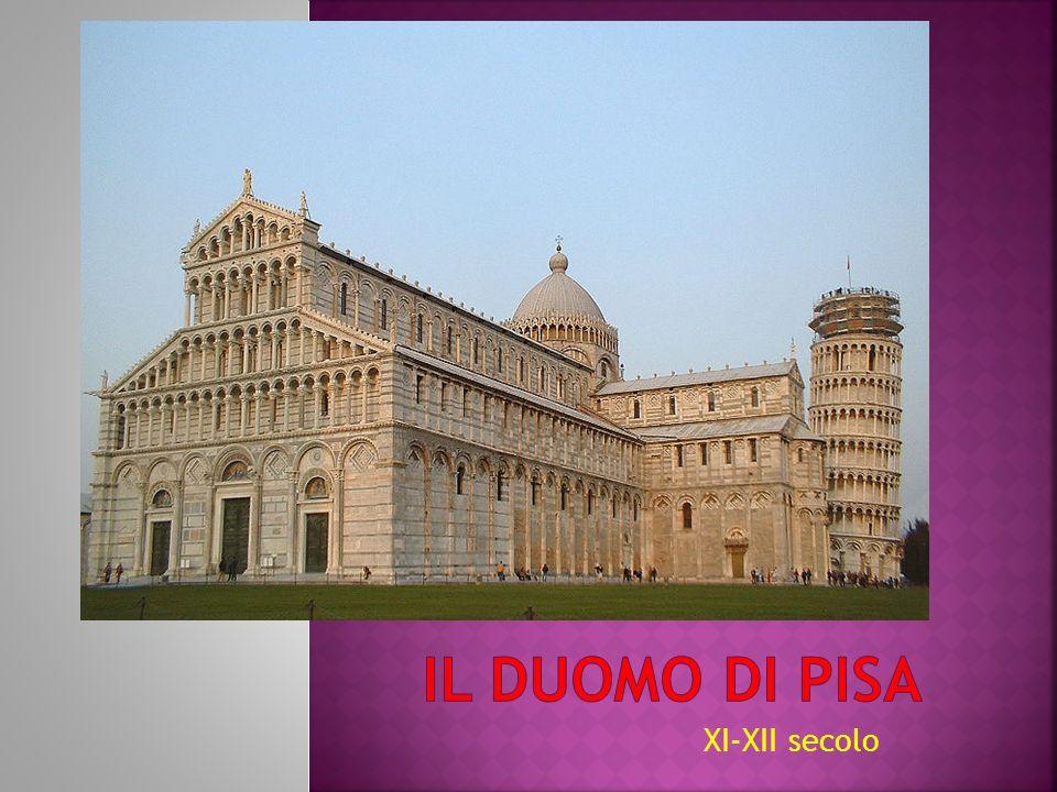 Il Duomo di Pisa XI-XII secolo