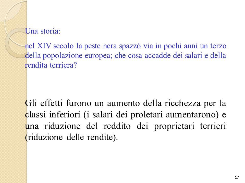 Una storia: