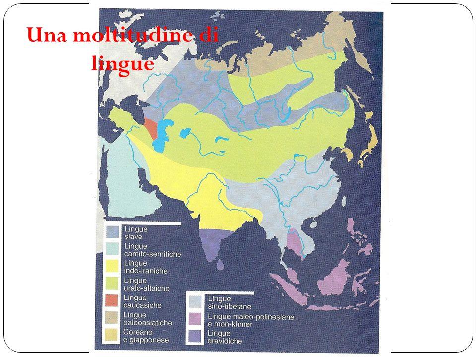 Una moltitudine di lingue