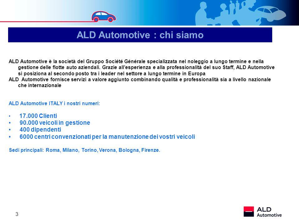 ALD Automotive : chi siamo