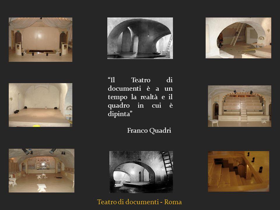 Teatro di documenti - Roma