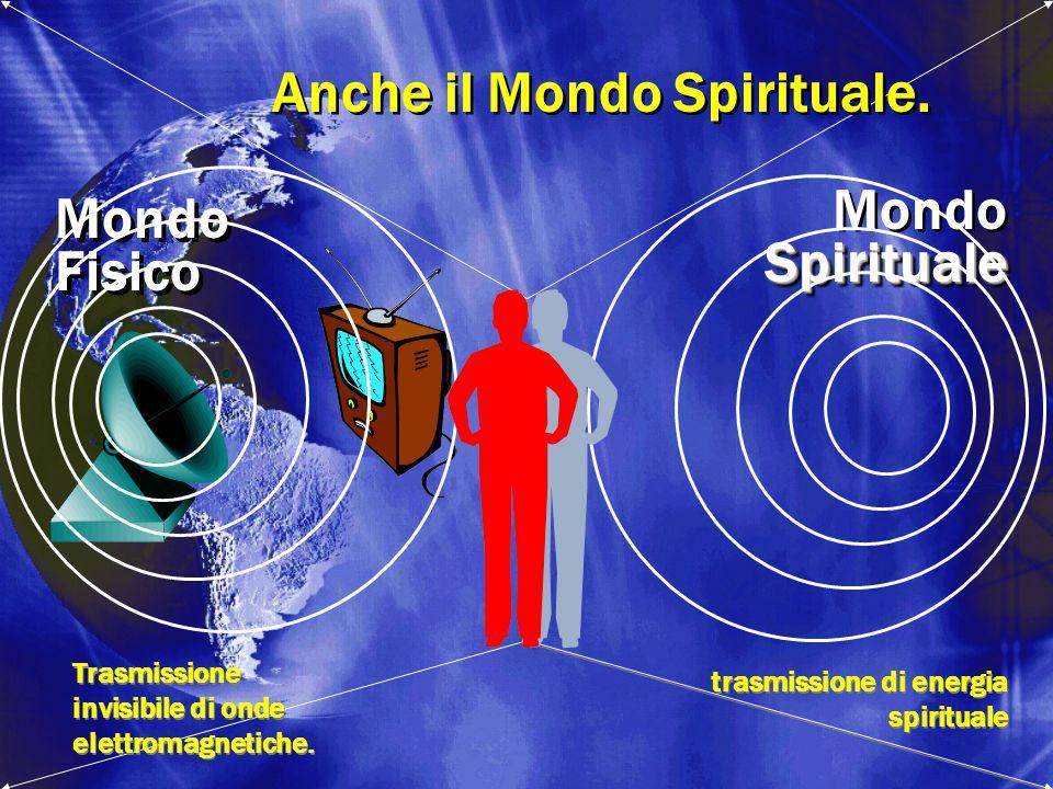 Anche il Mondo Spirituale.
