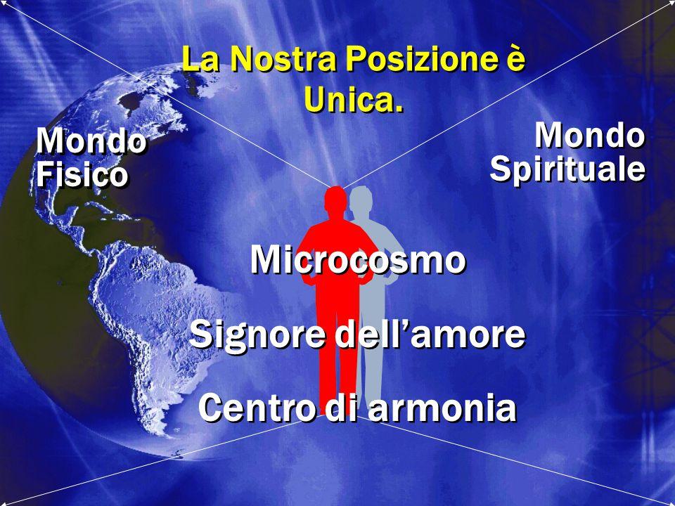 Microcosmo Signore dell'amore Centro di armonia