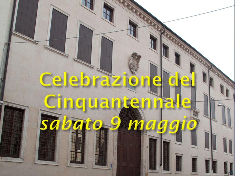 Celebrazione del Cinquantennale sabato 9 maggio