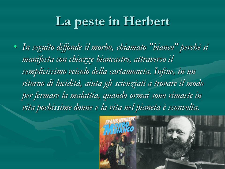 La peste in Herbert