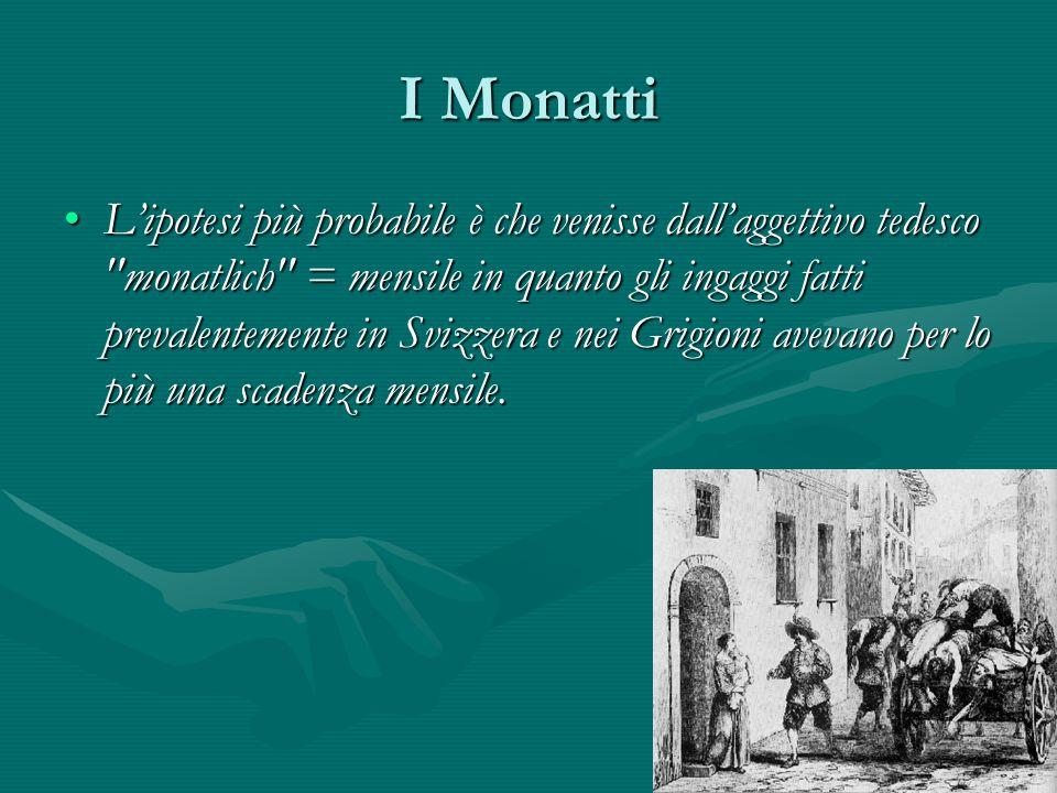 I Monatti