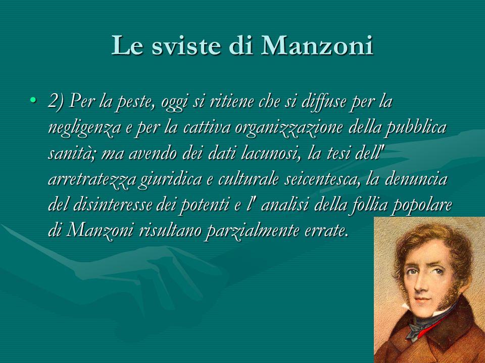 Le sviste di Manzoni