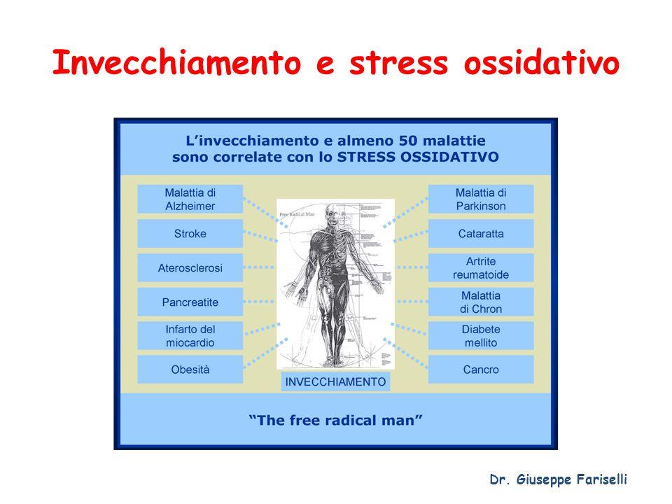 Invecchiamento e stress ossidativo