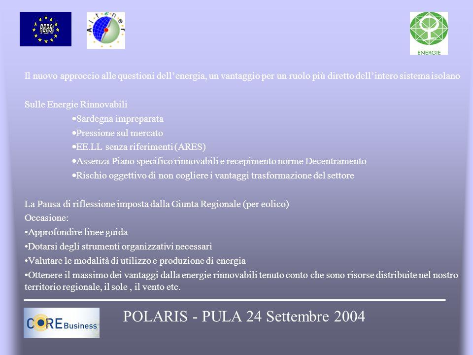 POLARIS - PULA 24 Settembre 2004