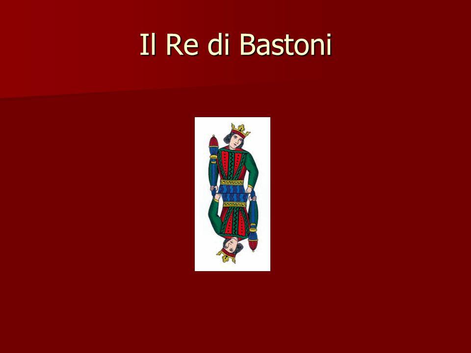 Il Re di Bastoni