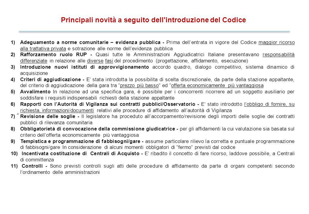 Art. 2 - Principi