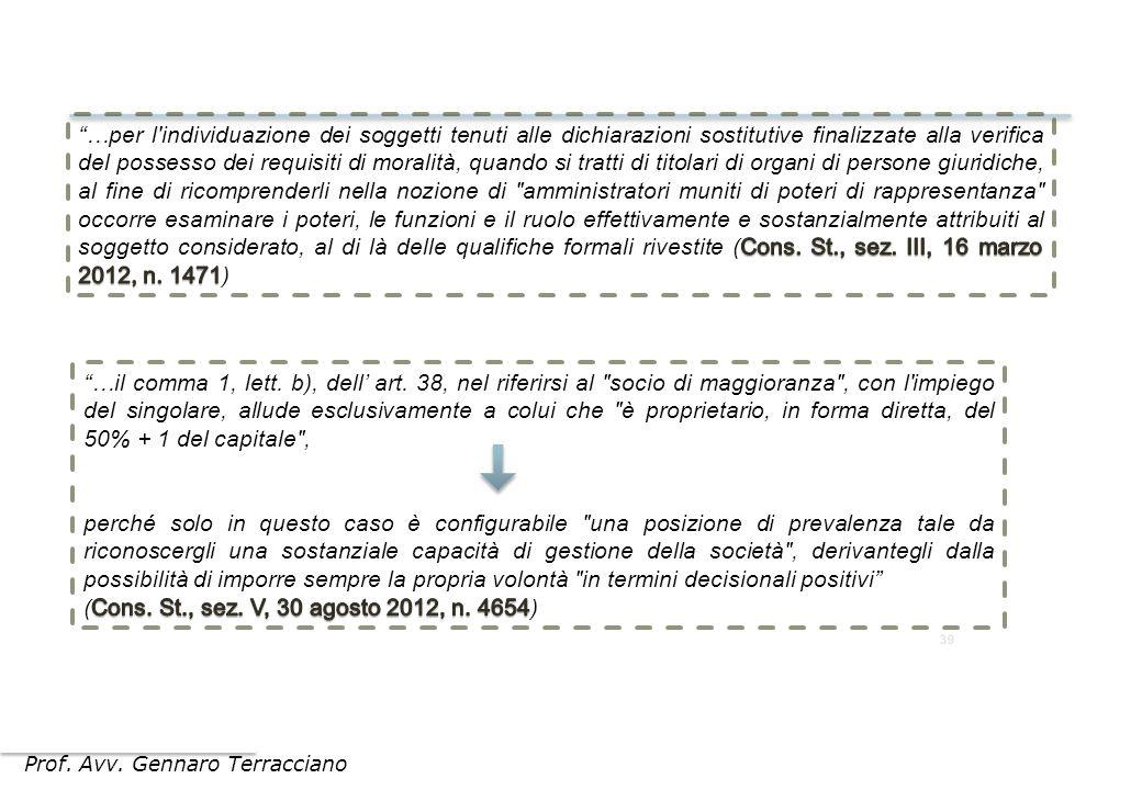 (T.A.R. Campania - Salerno, sez. I, 09 luglio 2012, n. 1356)