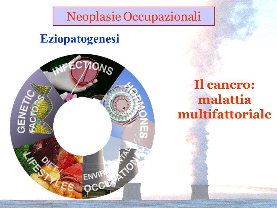 Il cancro: malattia multifattoriale
