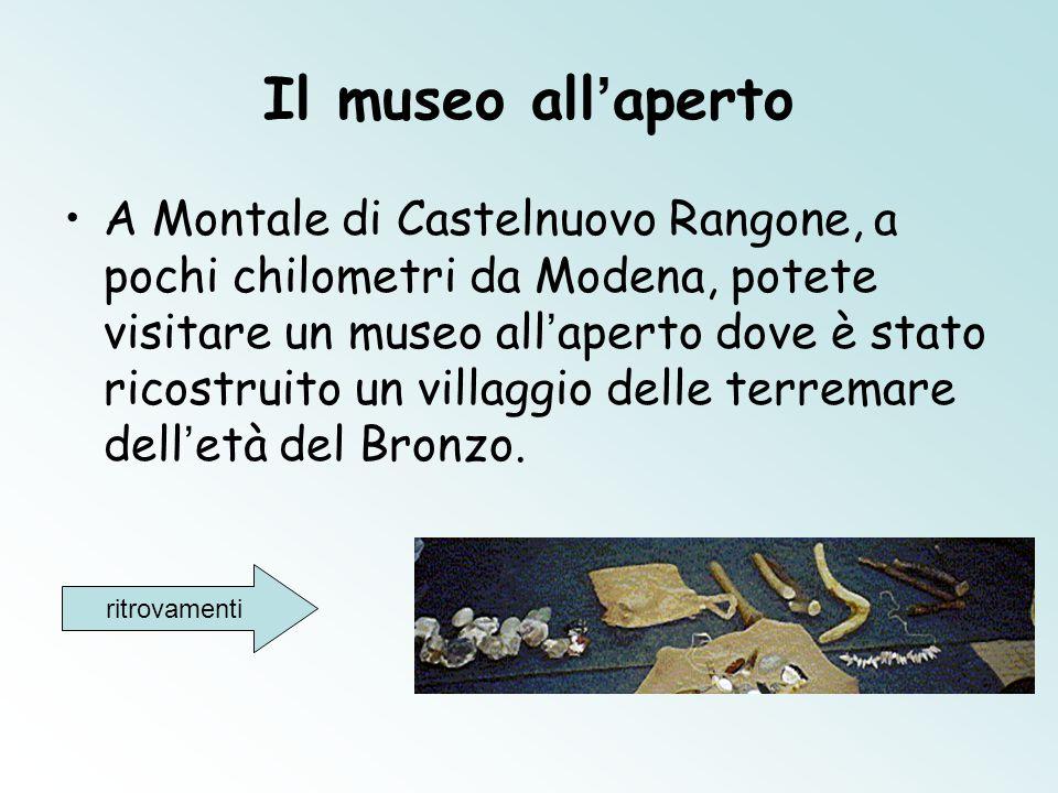 Il museo all'aperto
