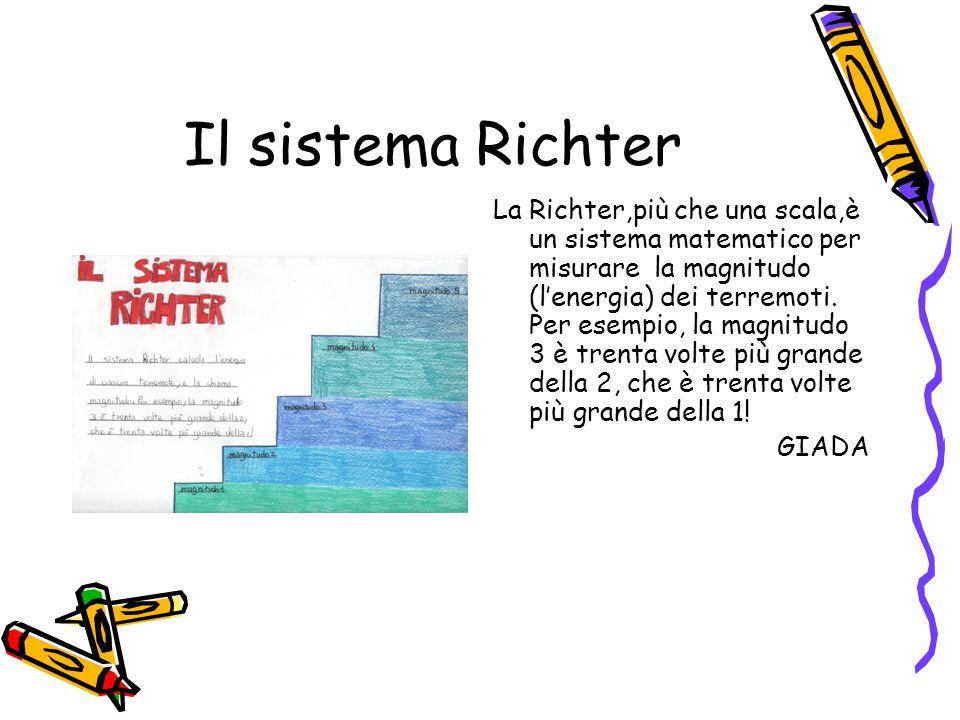 Il sistema Richter