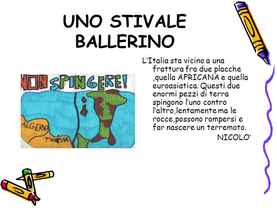 UNO STIVALE BALLERINO