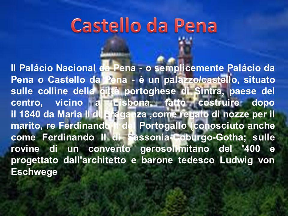 Castello da Pena
