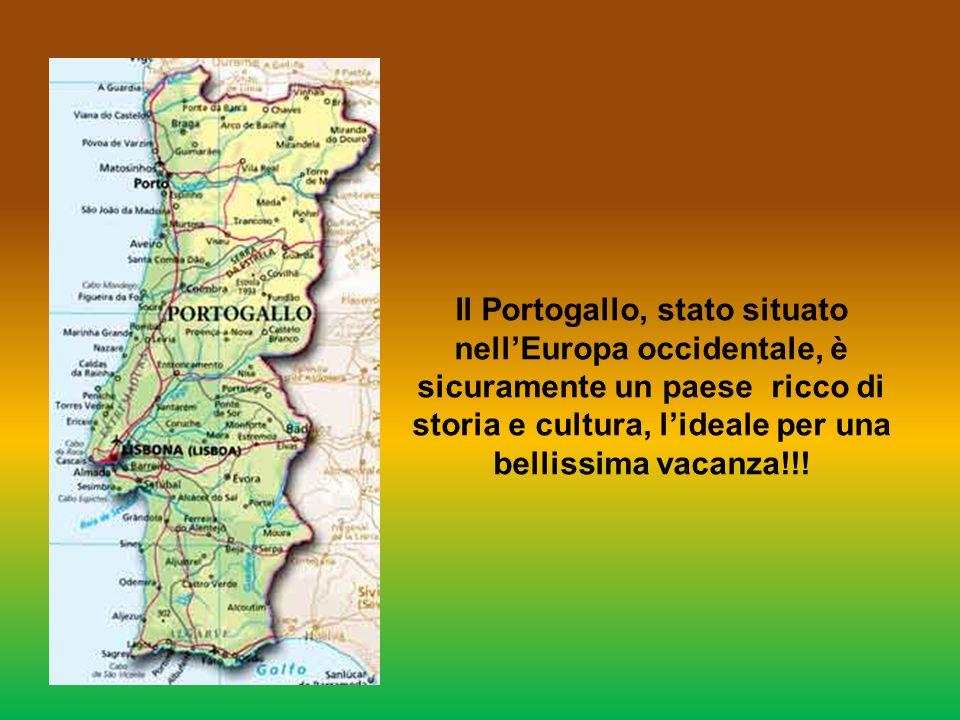 Il Portogallo, stato situato nell'Europa occidentale, è sicuramente un paese ricco di storia e cultura, l'ideale per una bellissima vacanza!!!