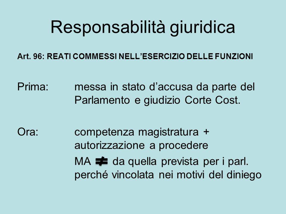 Responsabilità giuridica