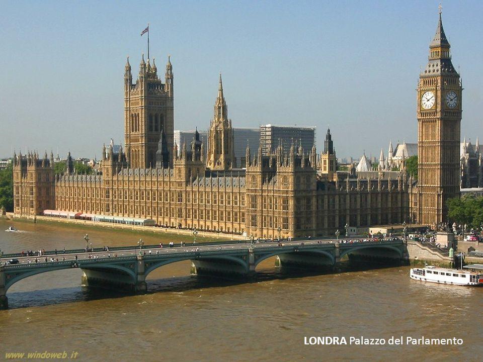 LONDRA Palazzo del Parlamento