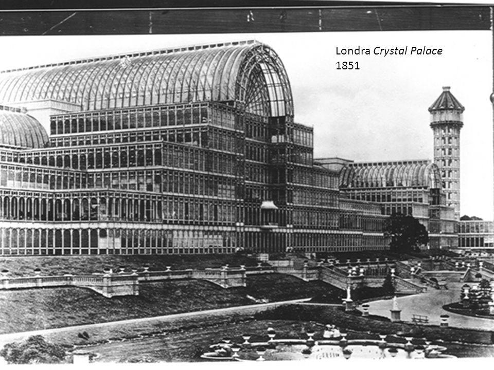 Londra Crystal Palace 1851