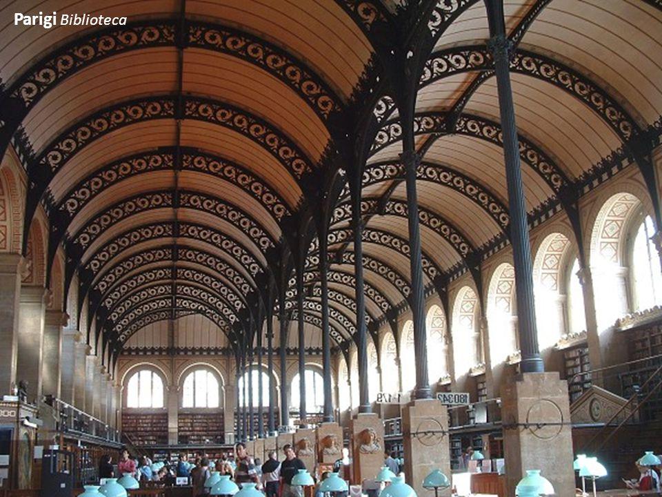 Parigi Biblioteca Londra Crystal Palace
