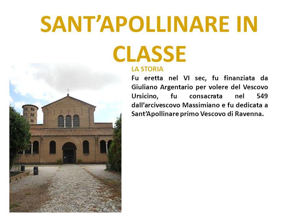 SANT'APOLLINARE IN CLASSE