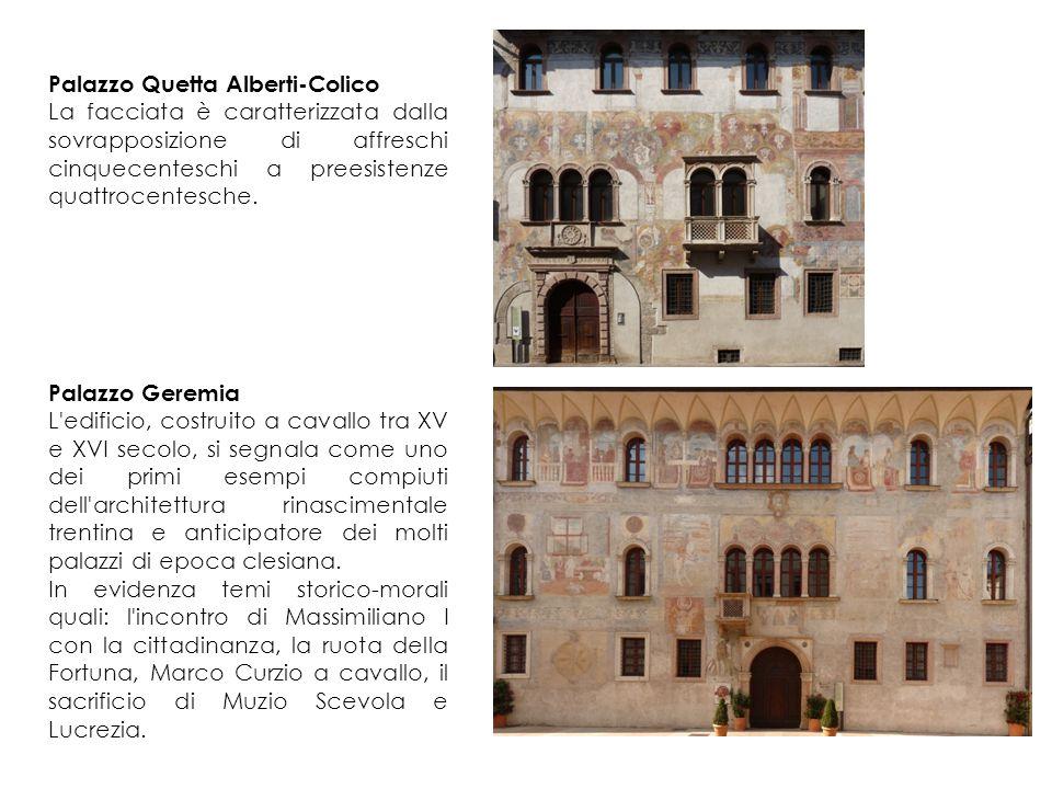 Palazzo Quetta Alberti-Colico