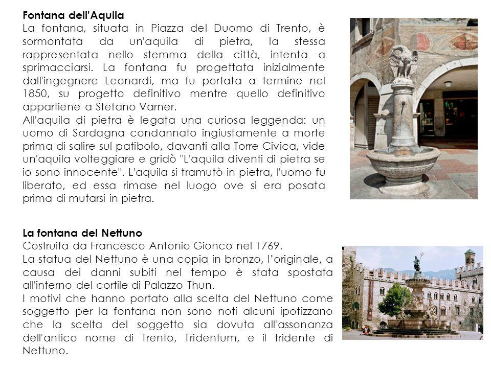 Fontana dell Aquila