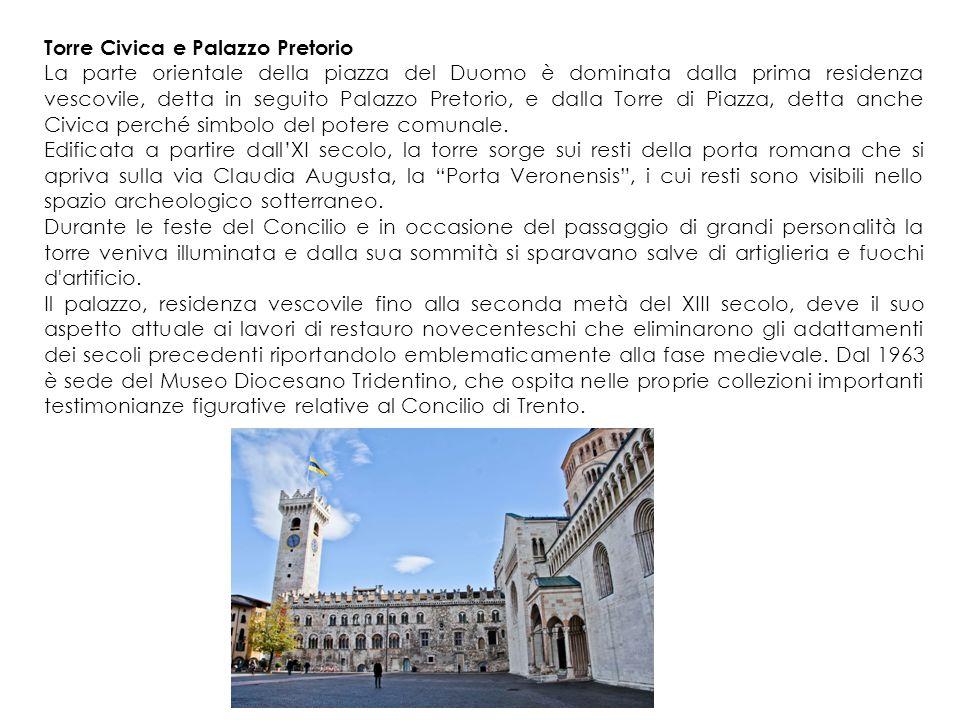 Torre Civica e Palazzo Pretorio