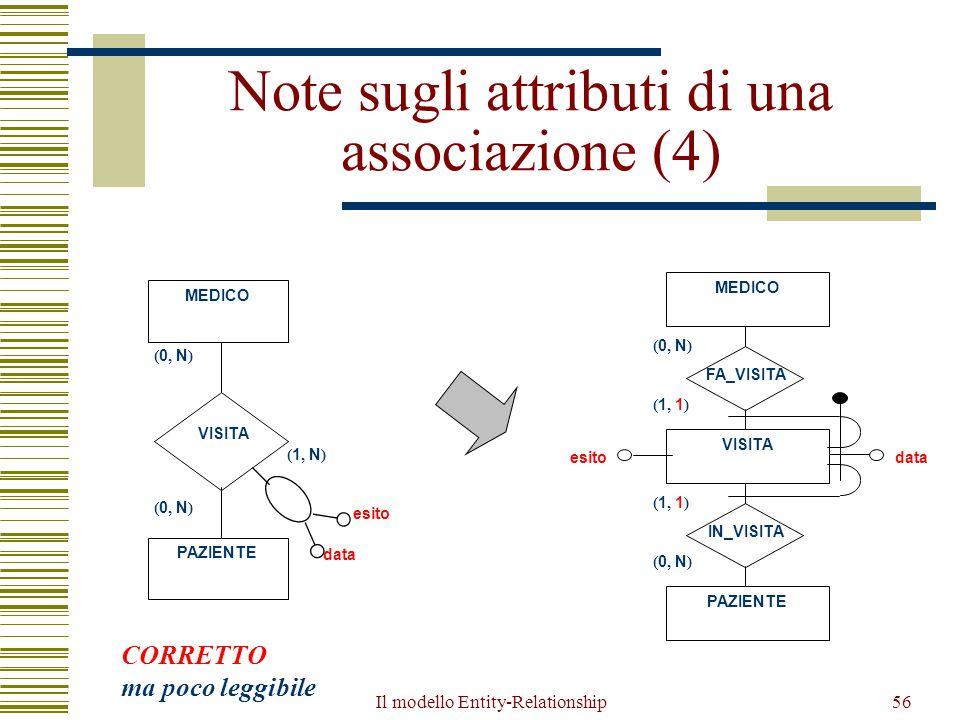 Note sugli attributi di una associazione (4)