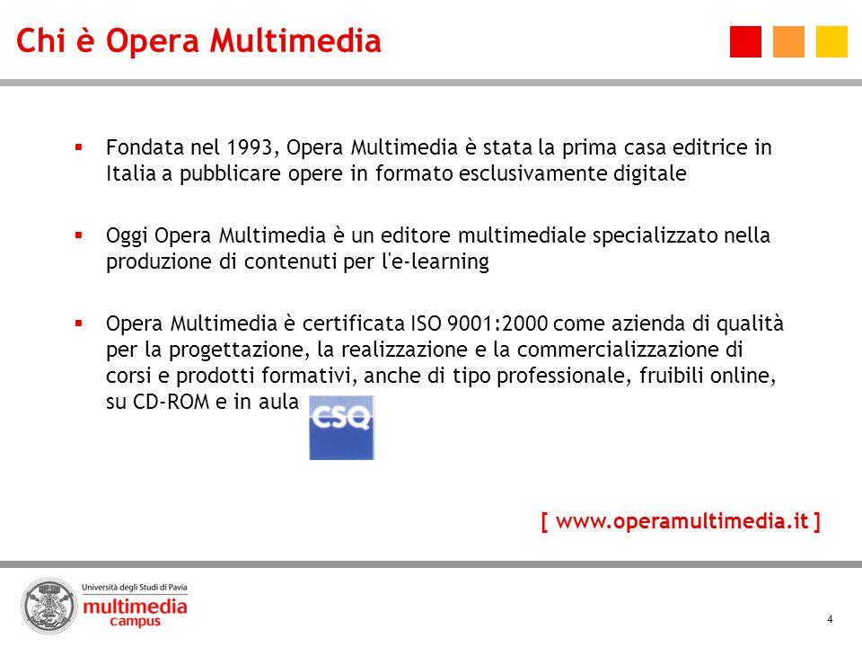 Chi è Opera Multimedia