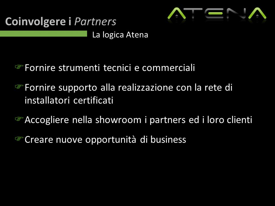 Coinvolgere i Partners