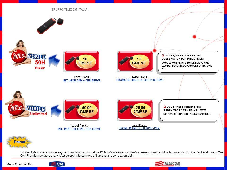 50H mese 10 €/MESE 7,0 €/MESE 50,00 €/MESE 25,00 €/MESE Unlimited