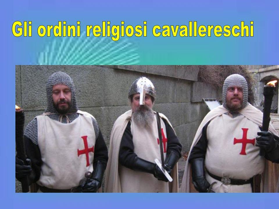 Gli ordini religiosi cavallereschi