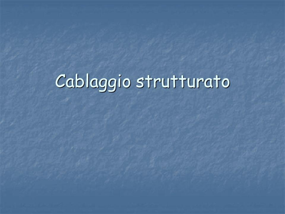 Cablaggio strutturato