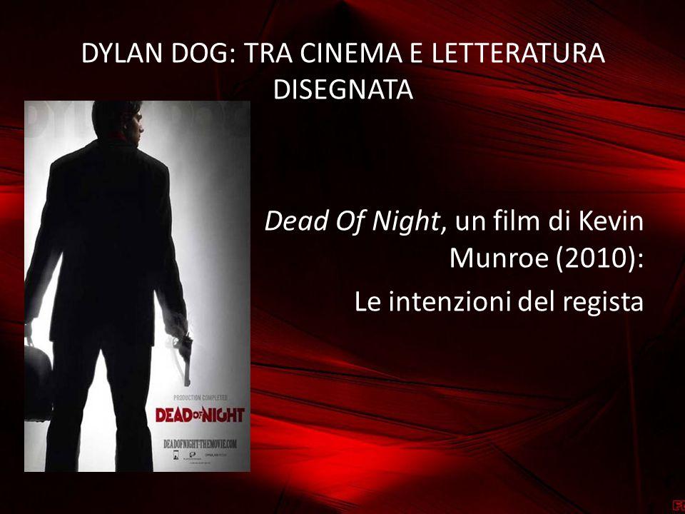 DYLAN DOG: TRA CINEMA E LETTERATURA DISEGNATA