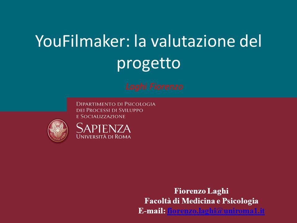 YouFilmaker: la valutazione del progetto