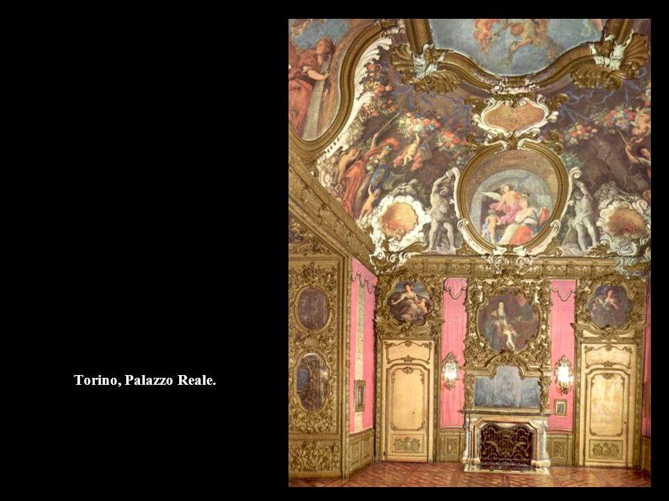 Torino, Palazzo Reale.