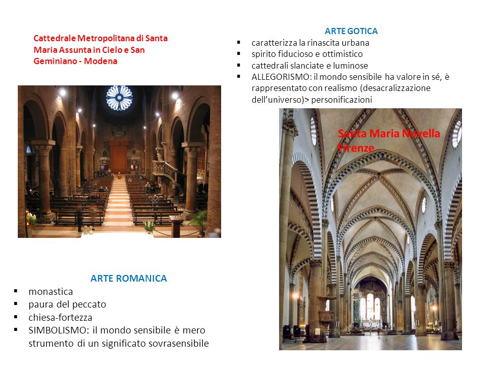 ARTE ROMANICA monastica paura del peccato chiesa-fortezza