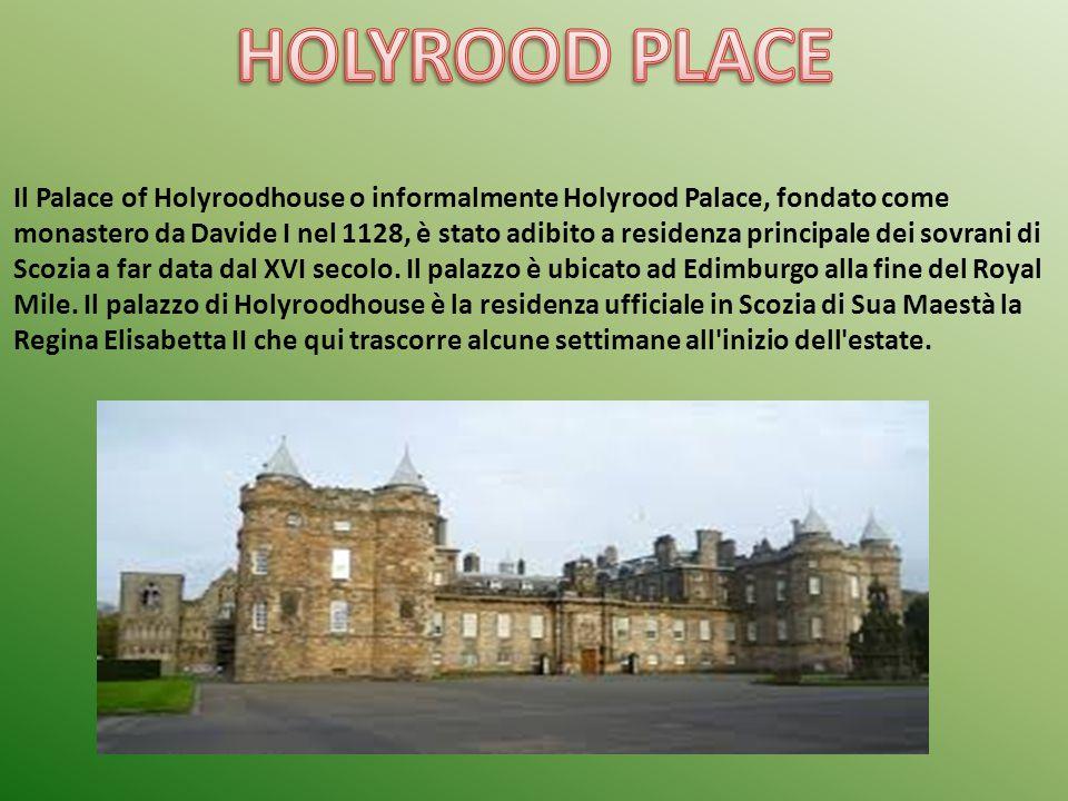 HOLYROOD PLACE
